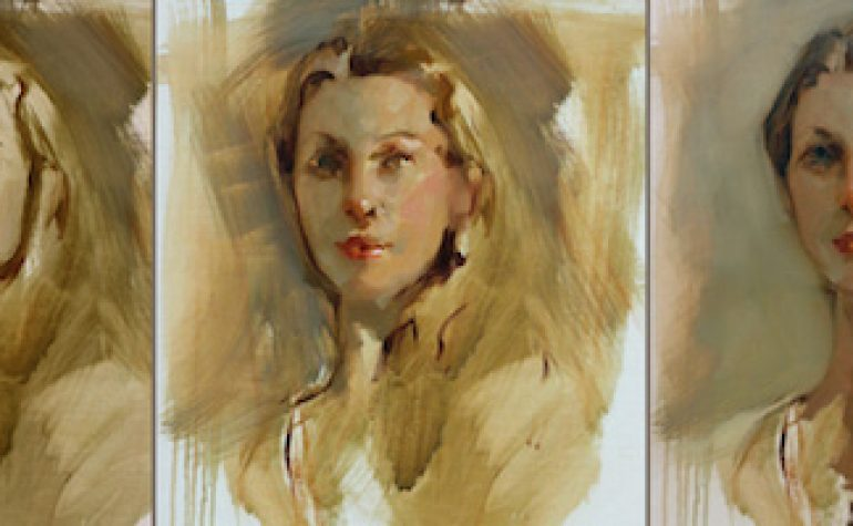 Portrait Demonstrations: An evening with Katherine Galbraith
