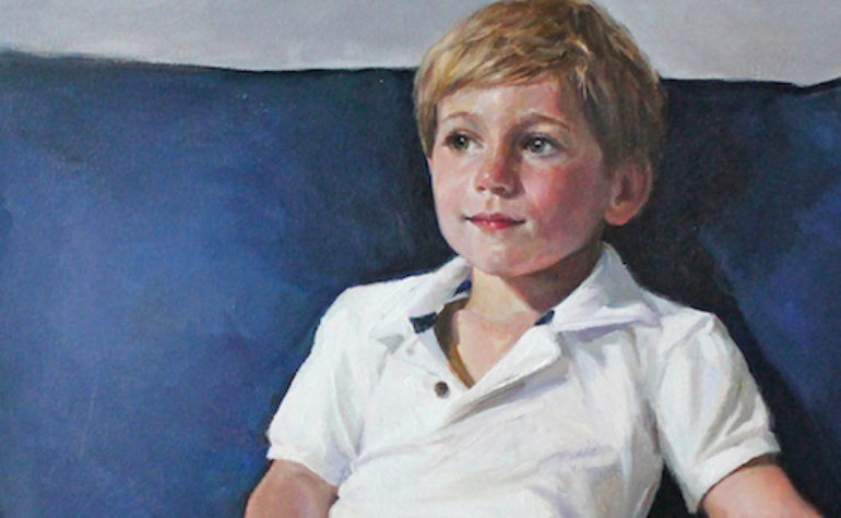 Programs: Beyond Painting—the Portrait Process as seen by Marc Chatov