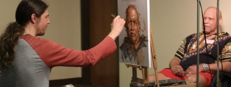 Portrait Demonstrations: The Dynamic Rhythm of Seth Haverkamp