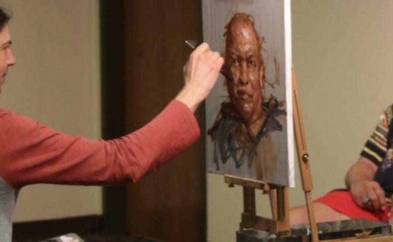 Portrait Demonstrations: The Dynamic Rhythm of Seth Haverkamp