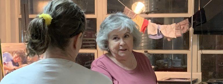 Critiques: The Reasoned Insights of Nancy Honea.