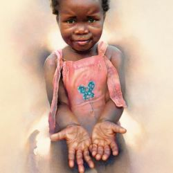 portrait of child by Dylan Pierce